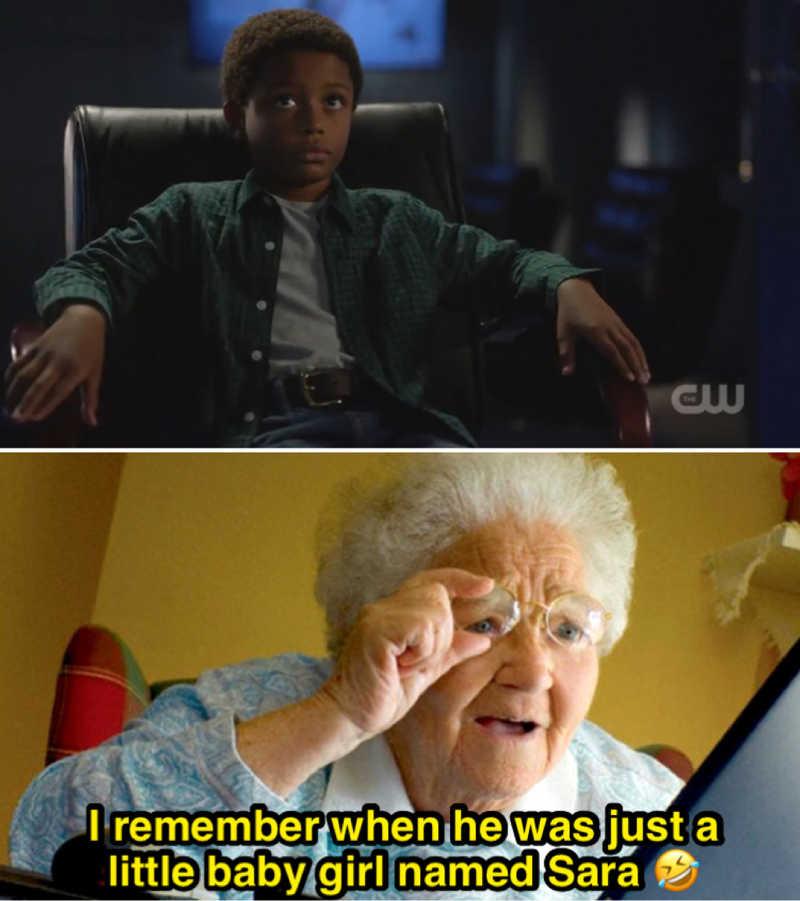 Dammit, Barry 🙃🤣