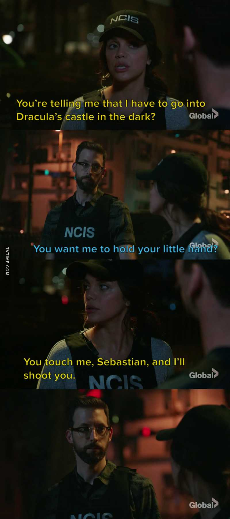 ncis new orleans pound of flesh
