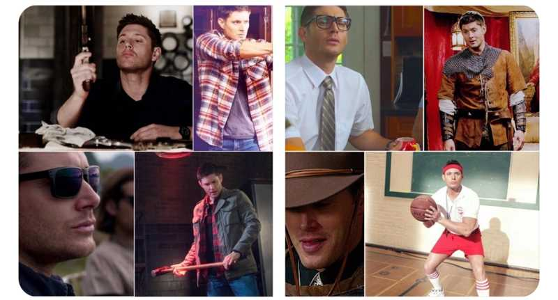 How most people see Dean Winchester vs how he really is: