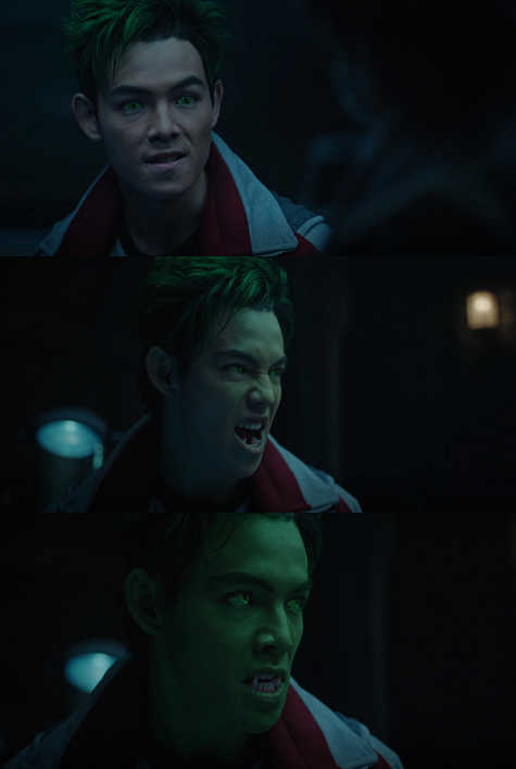 Anyone else get the chills? Beast Boy done right 👌🏼