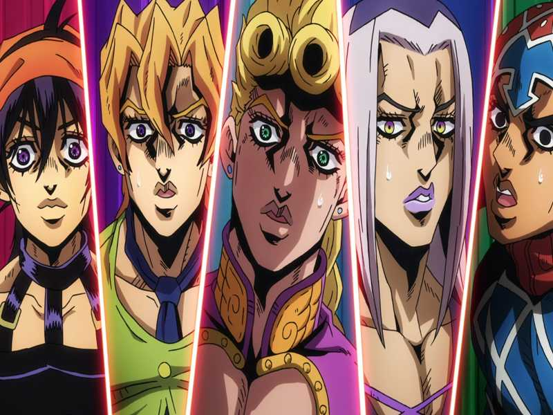 already my favourite GANG!! in the WHOLE anime industry