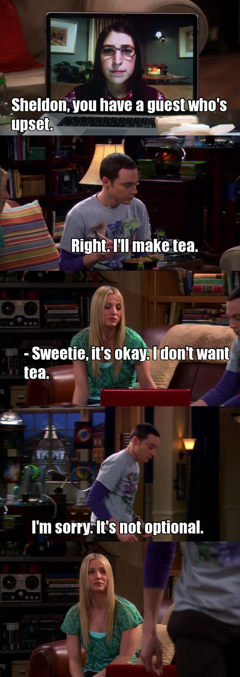Sheldon+Penny BrOTP ❤️❤️❤️