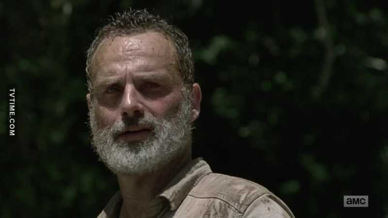 After nine seasons, I can not think of anyone who could have played Rick Grimes as well as Andrew Lincoln.