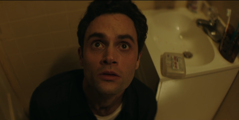 He acted extremely real in this scene. Just 10/10.