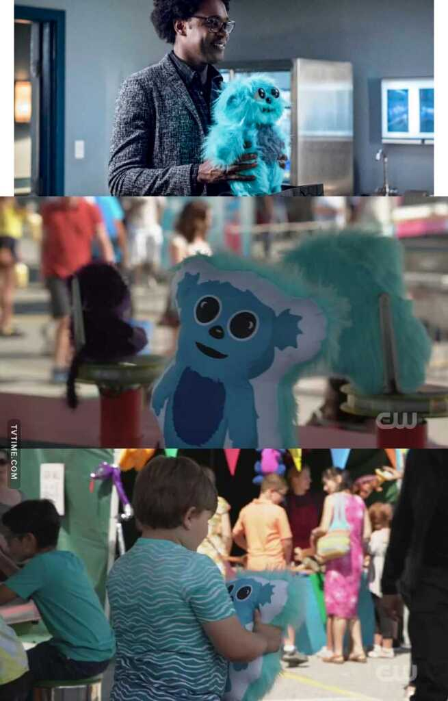 Beebo is everywhere 😁😂
