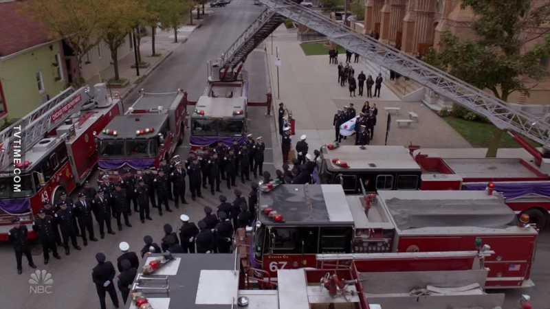 chicago fire is killing it this season !!! BRAVO!!!last scene was so beautiful!!