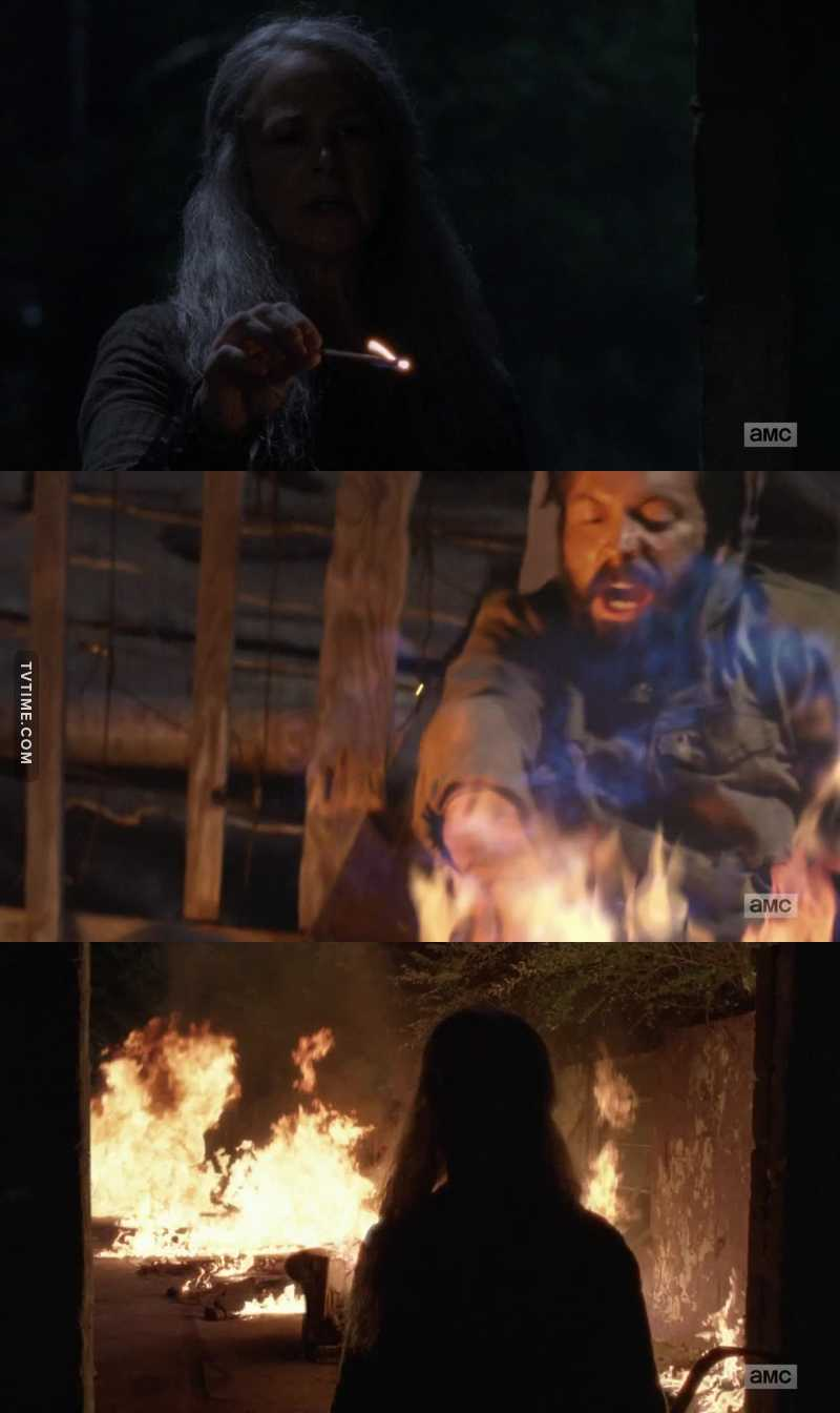 Carol targaryen : burn them all 🔥🔥🔥