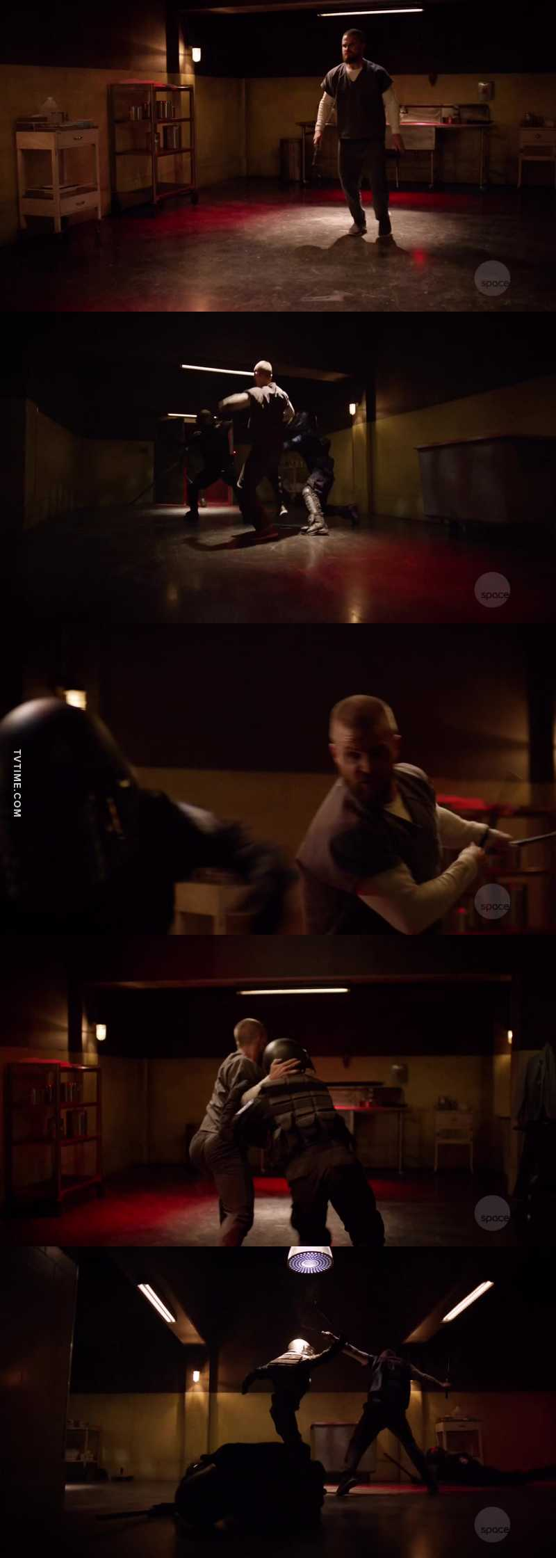 Kickass episode!! Oliver is back baby, kicking ass and taking names!