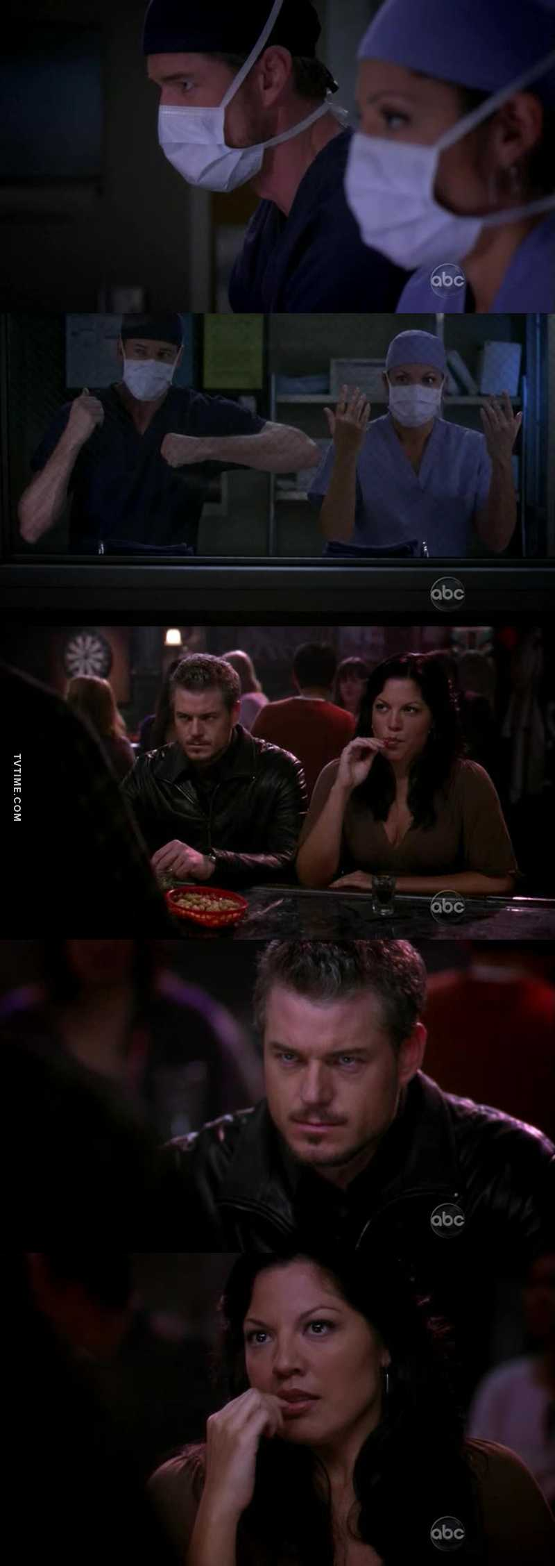 Mark & Callie's relationship is my favorite thing of this show 😂