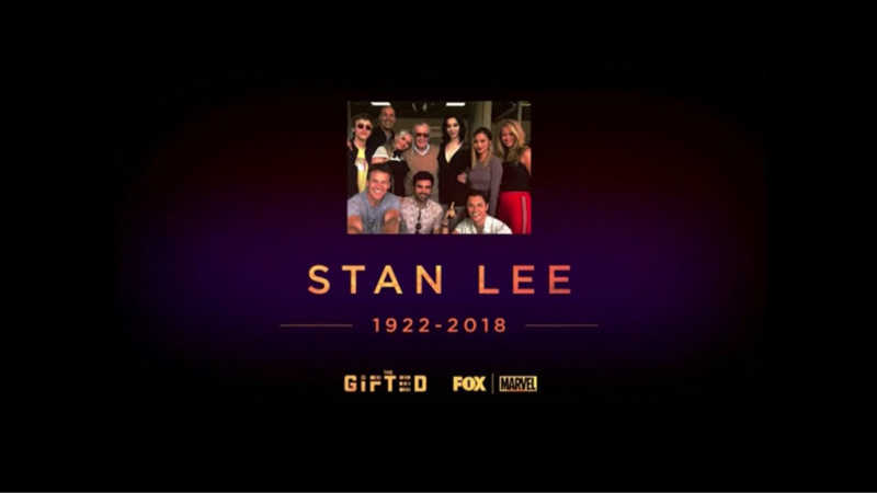 "The end credits 😭 RIP Stan ""The Man"" 🙏 EXCELSIOR! 💔"