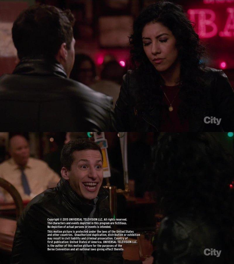 He's her Boyle!
