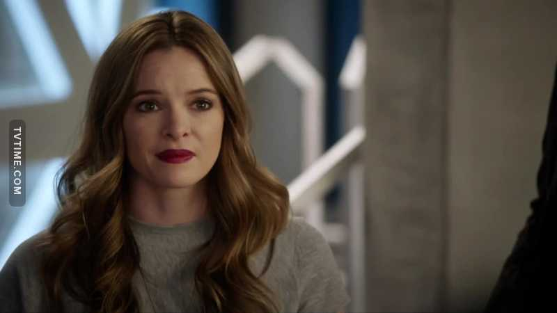 Is it just me or does Caitlin have the best and the most intriguing storyline so far this season?