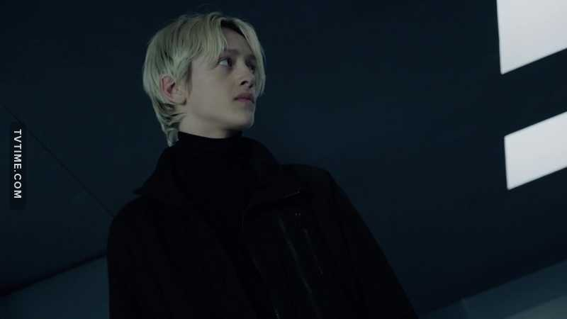 Is Andy slowly turning into Draco Malfoy?