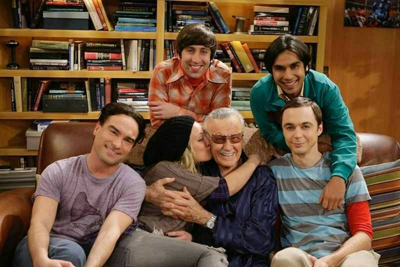 Hope you R.I.P legendary Stan Lee 💔