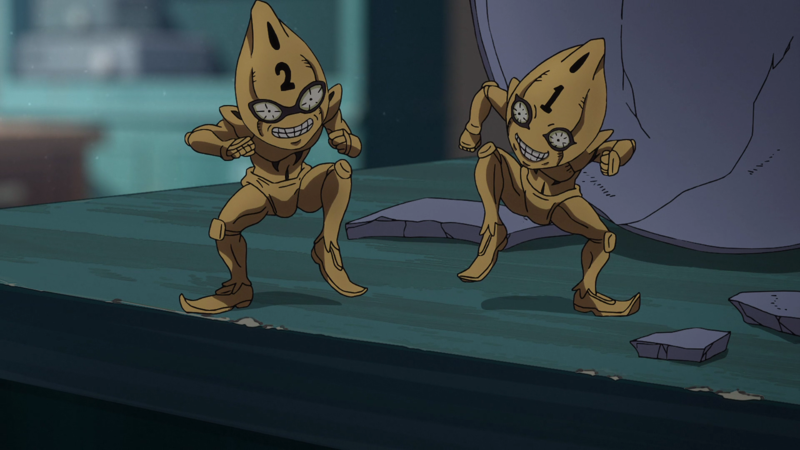 SEX PISTOLS IS OFFICIALLY THE CUTEST STAND. CHANGE MY MIND