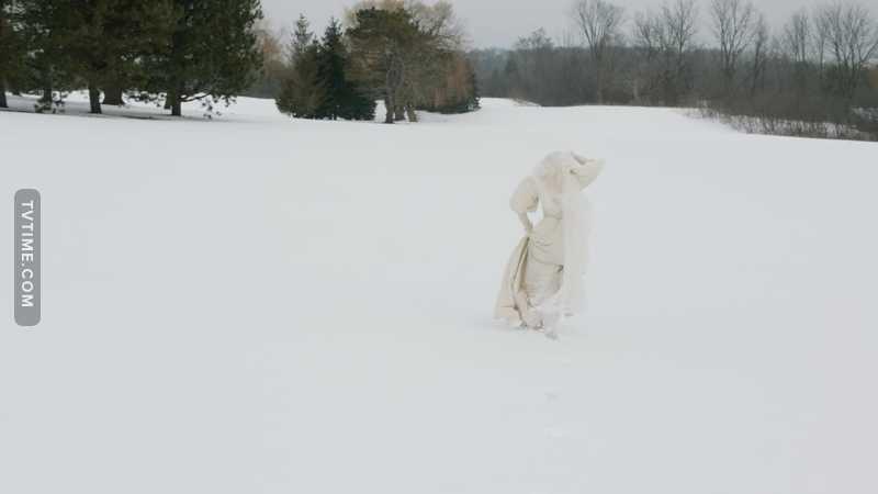 El momento novia a la fuga lo llevaba esperando toda la temporada