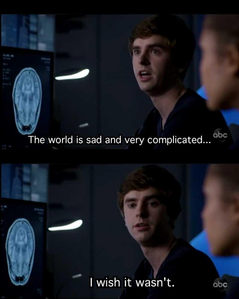 You and me both Shaun.