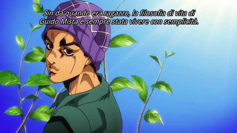 A Yoshikage Kira piace questo elemento
