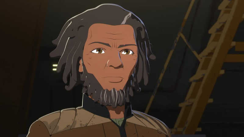 Good to finally learn more about Yeager. He's the most interesting character.