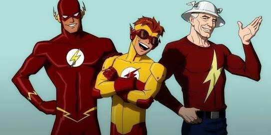 I WANT THIS TO HAPPEN!!!!!!!!!!!!!  #Barry #Wally #Jay