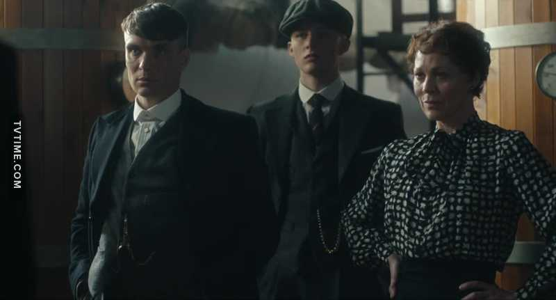 "You're supposed to know this by now; ""Don't fuck with the Peaky Blinders!! 🔥"""