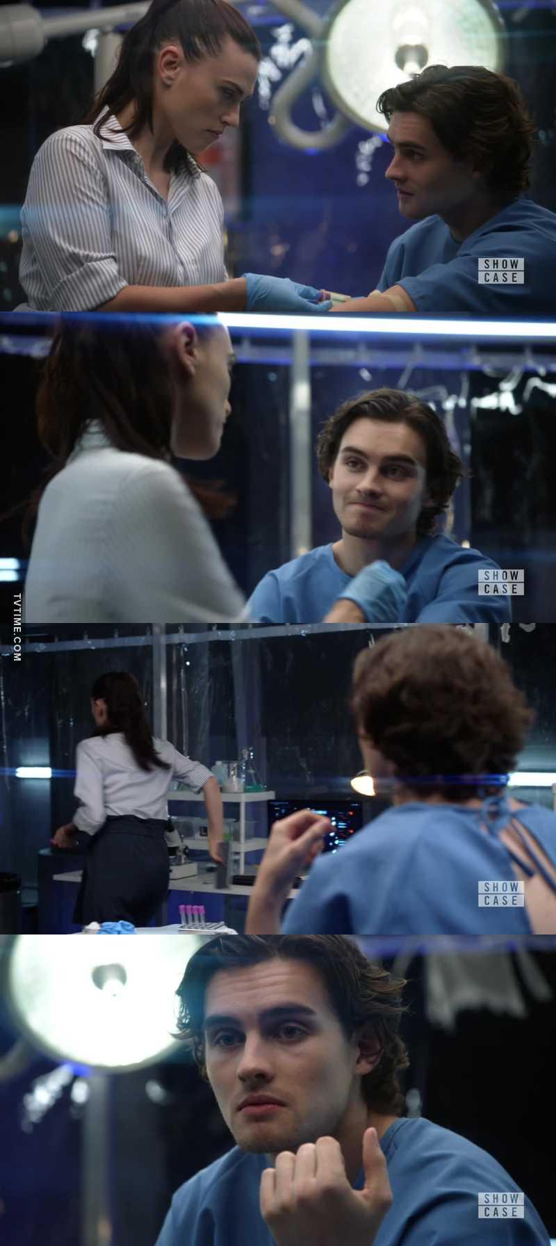 """Adam: """"Quando eu vou conhecer o homem por trás desse experimento?"""" Lenna: """"Já conheceu, eu sou a cientista"""" TOMA ESSE PISÃOOOOO NA CARA SOCIEDADE. #GIRLPOWER #FEMINIST"""