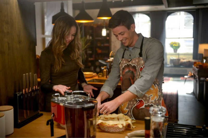 """C: """"careful this is a critical time, steady hands"""" B: """"call time of death"""" C: """"it's ok it's a pie it isn't supposed to be a pice of cake""""   😂😂😂😂  I love their friendship ❤️"""