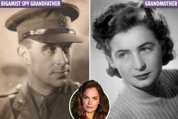 """I can't even imagine how Ruth Wilson feels about playing her own grandmother, Alison Wilson... We're talking about her own family's history!!! And obviously, her """"tv sons"""" are her real life uncle and her own father..."""