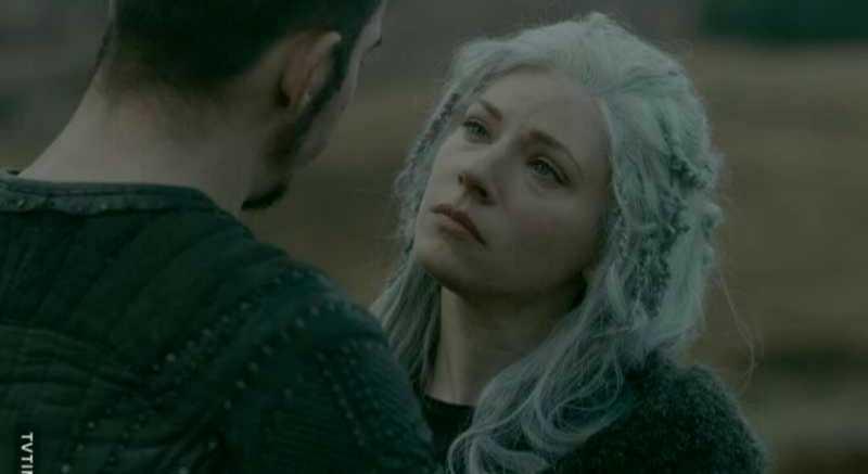 Lagertha has Targaryen hair 😊