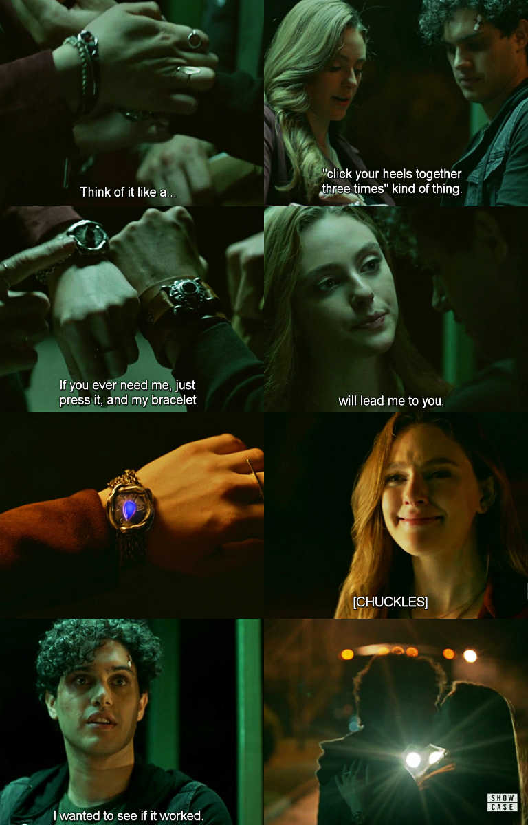 It was such a cute romantic moment between Hope and Landon Kirby. I love them so much, I hope that sooner or later they can be close and together again!! 😍✨