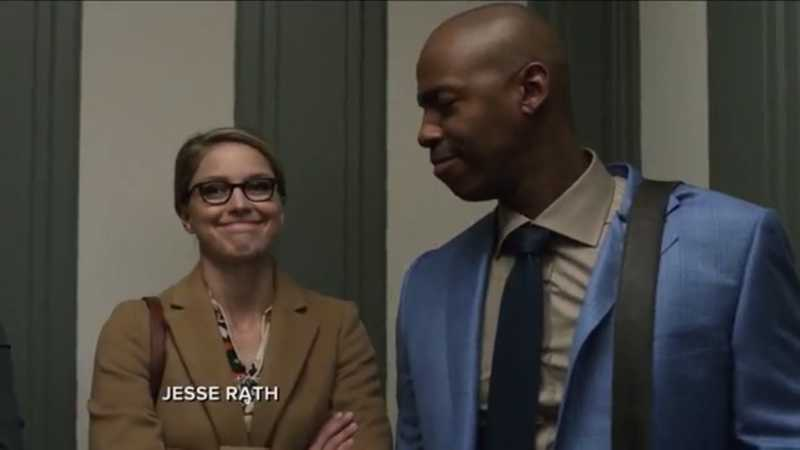 James: *talking about Lena and stuff* Kara: yeah...shut the f*ck up I don't actually care   Literally help! I'm Kara😂 Made my night haha😂  Supercorp endgame y'all