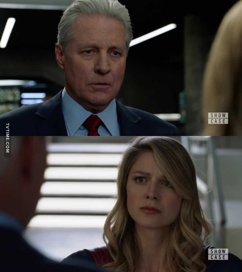 """"""" We need to know your secret identity, supergirl """" Guys ... I swear, it isn't that difficult 😂"""