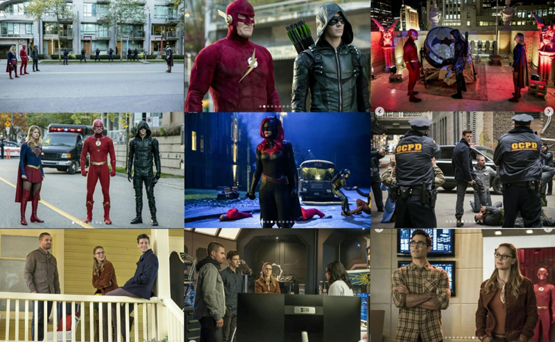 The Trinity (Supergirl, Green Arrow & Flash) VS Monitor. Earth 90 Flash (Flash from the '90 TV Serie), The Bat-Signal, GCPD, Batwoman, Barry and Oliver in the Kent Farm, Clark in Star Labs.... I'm soooo ready for this.