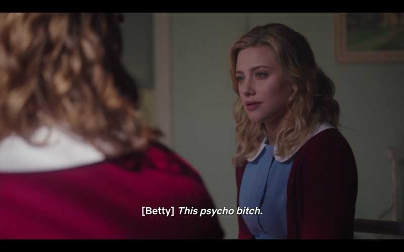 Betty in this episode is my mood every fucking day 😂😂😂 I will never get over this sentence 🤣🤣