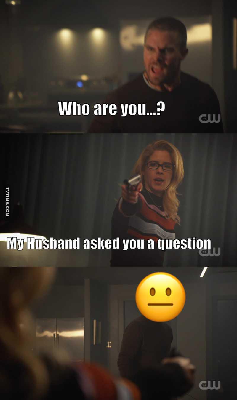 😐😐😐 Felicity Huh...?