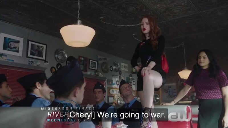 Finally more Cheryl 💕