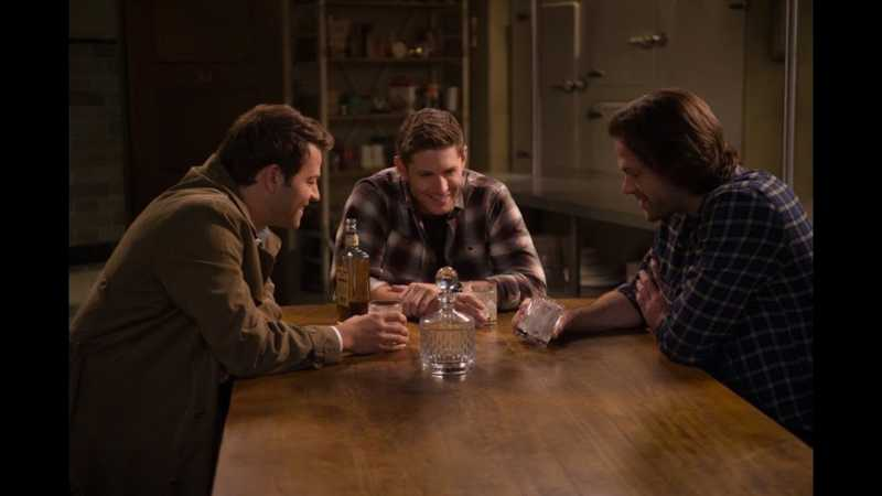 Jack's three dads will save him. You are not a winchester until you've come back from the dead.