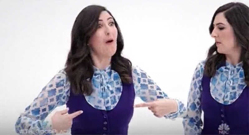 Jason-Janet was the best Human-Janet. Can we give an award to D'Arcy Carden already?