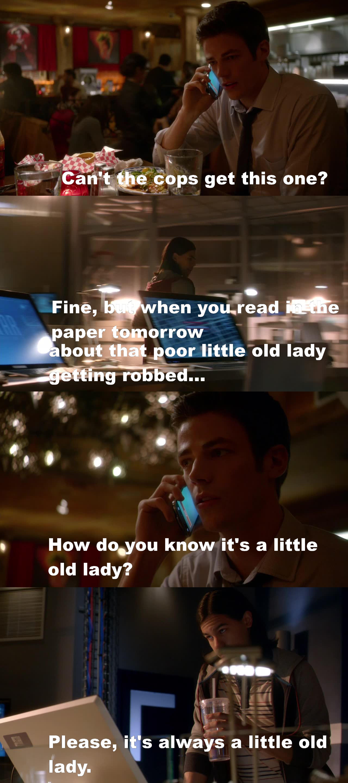 Hahaha, funny scene