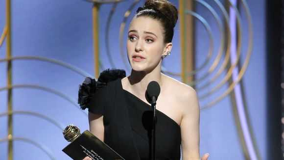 Golden Globes 2019 nomination!  Best actress in a TV series – musical or comedy: Rachel Brosnahan – The Marvelous Mrs Maisel.
