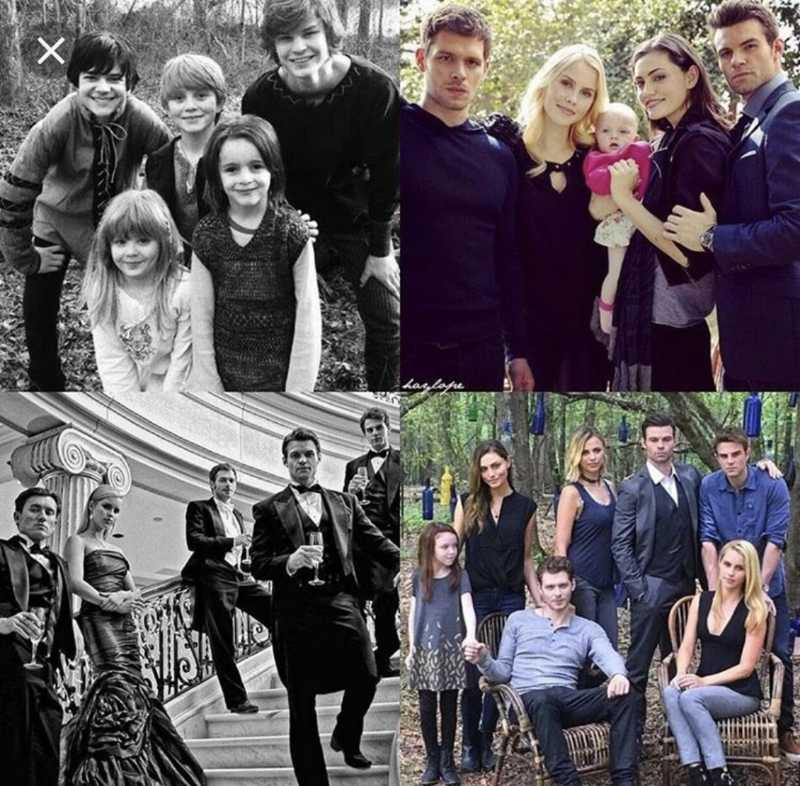 """""""Family is always and forever"""""""