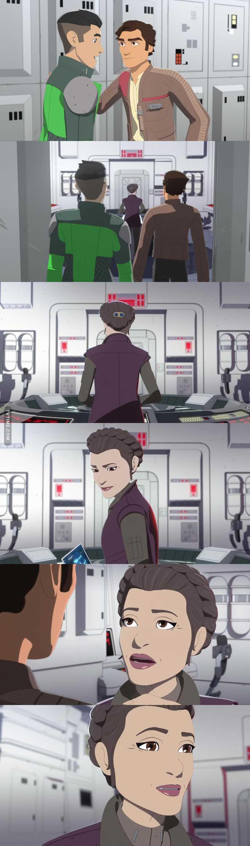 General Leia Organa! <3
