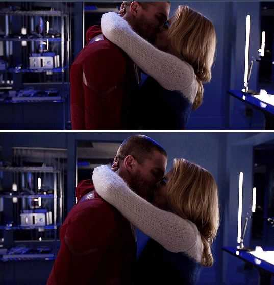 """People change, Felicity. It means we're growing. We're evolving...one thing that will not change, is how I feel about you. Love is too small a word. And no matter who you are, or what you become, no matter who I am, or what I become, you will always be the love of my life. People change. That never will.""   LOVE IS TOO SMALL A WORD. DAMN YOU OLIVER QUEEN 😭❤️"