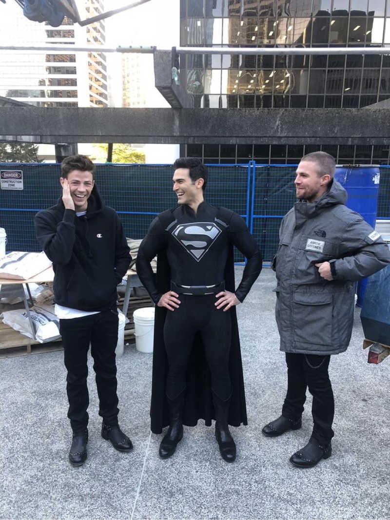 Evil Superman has arrived! 😱😱