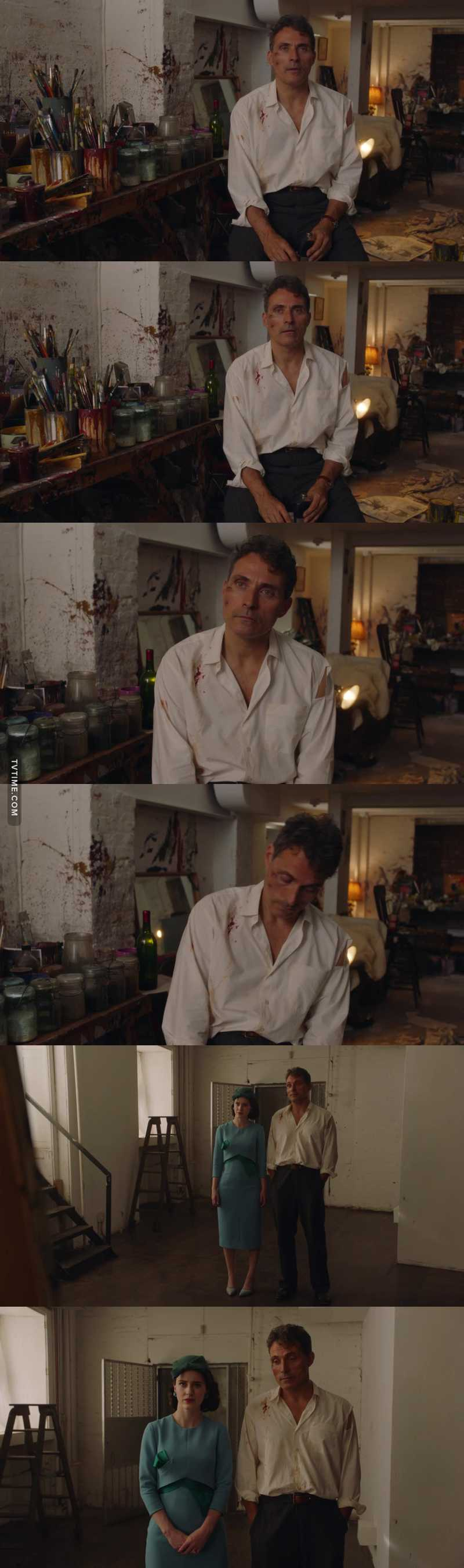 Can I vote for Rufus Sewell? Since he was absolutely PHENOMENAL!!!! Rufus Sewell is the kind of actor who steals the scene wherever he goes, he was absolute in this episode, on another level, his level.