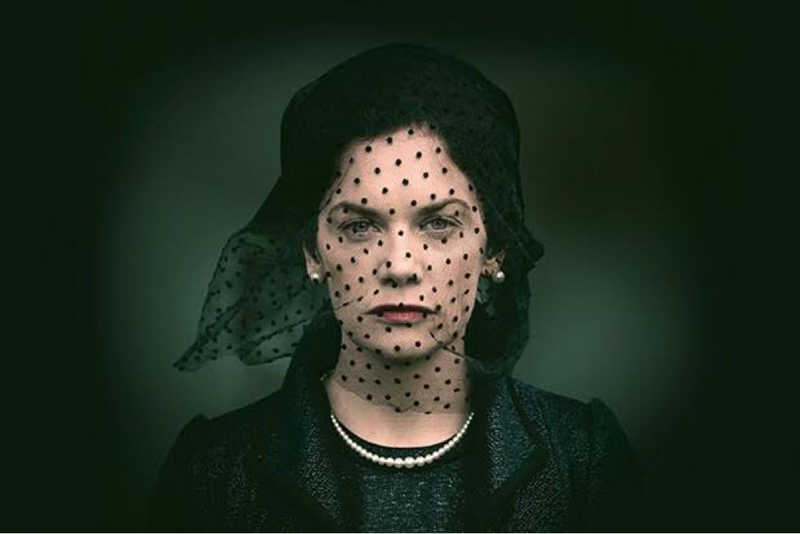 I enjoyed watching Ruth Wilson's acting. Great performance. Supreb 😍❤️