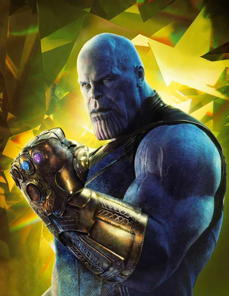 "Faction: ""We're going to kill one billion people to save the planet.""  Thanos: ""You're so cute."""