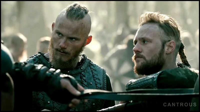 There are only two sons of Ragnar😍
