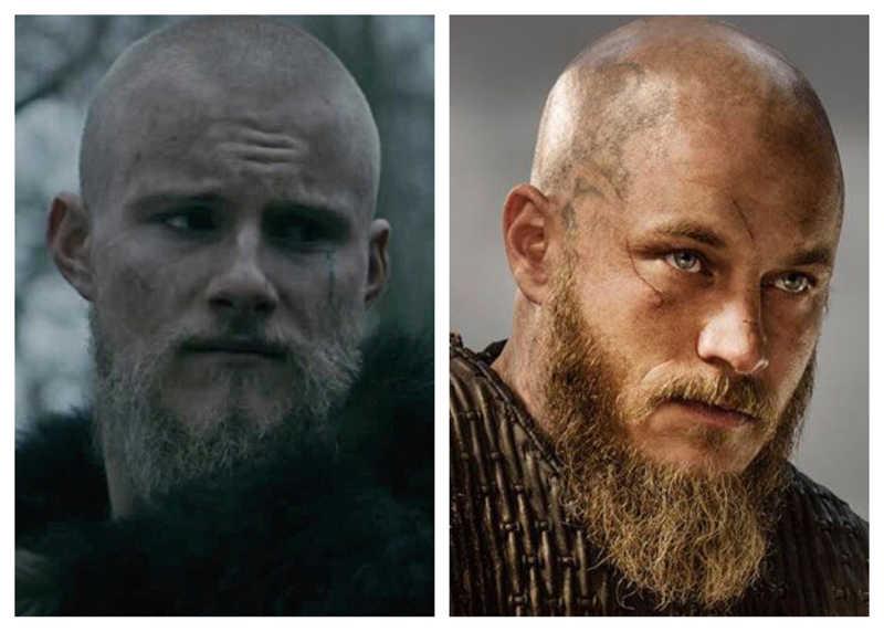 Like the father ... Like the son ...