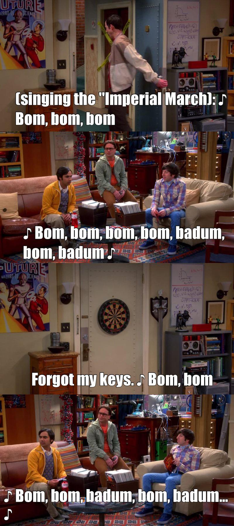 Sheldon ❤️